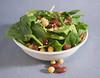 2017 PHOTOCHALLENGE, WEEK 2: WE ARE WHAT WE EAT Meal/Photo2of3 (shannon_blueswf) Tags: food meal photochallenge photochallengeorg delicious salad brownie beans avocado milk photochallenge2017 vegetable