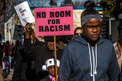 No Room For Racism (Abel AP) Tags: people martinlutherkingjrday martinlutherkingjrdaymarch holiday americanholiday hayward california usa sanfranciscobayarea northerncalifornia america demonstrators