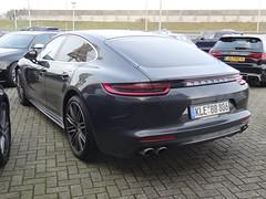 New Porsche Panamera (harry_nl) Tags: netherlands nederland 2017 waardenburg porsche panamera thijstimmermans
