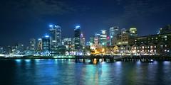 Circular Quay (Yuichi@hk) Tags: circularquay australia sydney night nightview cityscape nikon d810 澳洲 雪梨 夜 夜景 悉尼 オーストラリア シドニー