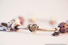 for You (NadzNidzPhotography) Tags: nadznidzphotography stilllife dof gems heart macrophotography pandora pandoragems valentinesday