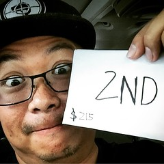 2nd Place!! #jc1scastaway #KBL #kayakbassleague #winner!