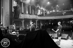 The Scandals Sound Check by Stacey Auld
