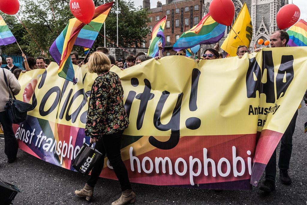 DUBLIN 2015 LGBTQ PRIDE PARADE [THE BIGGEST TO DATE] REF-105940
