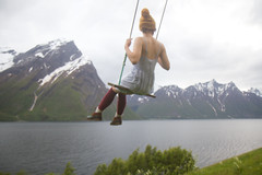 RelaxedPace22879_7D7612 (relaxedpace.com) Tags: norway 7d ropeswing 2015 mikehedge trandal christiangaard sophiewilkie