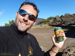 La Dodo l La (Cjasar) Tags: beer volcano honeymoon hiking prize satisfaction birra vulcano biere premio iledelareunion bire escursionismo pitondelafournase