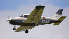 Piper PA-28-161 G-WARW Lee on Solent Airfield 2015 (SupaSmokey) Tags: lee solent piper airfield 2015 pa28161 gwarw