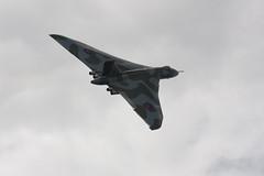 (h3pat1c) Tags: vulcan avro xh558 carlisleairport vforcetour