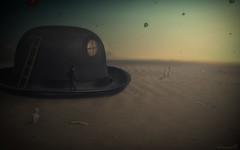 Sklloons (Aaroncillo) Tags: composition digital photomanipulation photoshop balloons surrealism digitalart creative surreal manipulation ps fantasy dreams imagination conceptual crazygeniuses aaroncillo aaróngil
