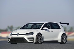 Volkswagen Golf Race Car