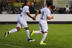 Nilson e Ricardo Oliveira (Santos Futebol Clube) Tags: vila santos fc campeonato brasileiro belmiro 2015