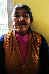 Nursing Home-Peru (Ariana Surez) Tags: world poverty old school people woman inspiration home peru america canon project hope team women all gente lima miracle hard help latin andes reality worker around taking nursing helping breat grannny