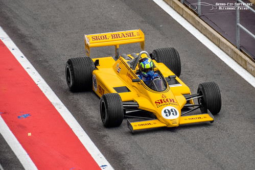 Fittipaldi F8C Cosworth