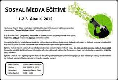 MarkeFront - GTO | Sosyal Medya Uzmanlığı Eğitimi - 01-03.12.2015 (1)