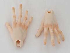 Picot Prince hands (customlovers) Tags: blushing