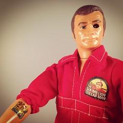 Vintage Six Million Dollar Man (WEBmikey) Tags: toys sixmilliondollarman smdm kenner