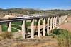 Talgo. Viaducto del Hacho (rapidoelectro) Tags: talgo alamedilla guardahortuna almería linares hacho viaducto puente alamedillayguardahortuna 334 generalmotors renfe largadistancia bridge viaduct