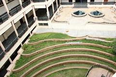 aerial View (sharanya_enjoy83) Tags: tedx tedxmsrit theme sonder installation art creativity