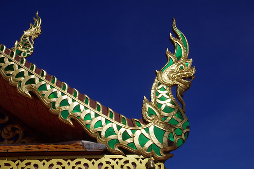 Wat Phrathat Doi Suthep à Chiang Mai