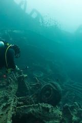 IMG_7257 (Stig Sarre) Tags: thistlegorm red sea redsea egypt scuba diving scubadiving dykking wreck vrak