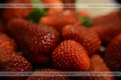 Close to the Strawberries (ficktionphotography) Tags: berries fruits red strawberries roadtrip2013