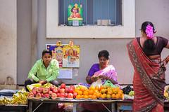 Puducherry (chamorojas) Tags: 60d chamorojas albertorojas india market puducherry streetseller