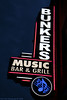 Bunkers Music Bar & Grill (Rick & Bart) Tags: mpls minneapolis minnesota twincities city usa bunkers bunkersmusicbargrill sign neon rickvink rickbart canon eos70d night