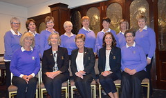 Foyle Golf Club Ladies Committee 2017