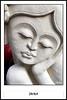Serene (lamarstyle) Tags: lamarstyle 2016 iphone6s serene concrete sedona statue yardart