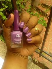 Candy Pop - Ana Hickmann (ACRibeiro) Tags: ana hickmann roxo purple nail polish cremoso 2017 useantesquedesbote filhounico