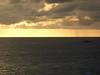 (Kill yr idols) Tags: clouds nubes sky cielo afternnon tarde sunset atardecer sea mar ocean oceano caribe caribbean water agua horizonte horizon