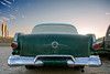 (Bill Baldridge) Tags: pontiac auto car green sunrise chrome