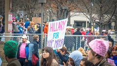 2017.01.21 Women's March Washington, DC USA 2 00163