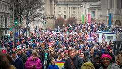 2017.01.21 Women's March Washington, DC USA 2 00167