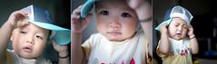 很屌,很萌,很醉。 (Ah Wei (Lung Wei)) Tags: baby family babyboy portraits nikon50mmf18g nikon nikond750 ahweilungwei