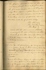 Minutes l pg 57 (greenecounty_archives) Tags: johnstevenson johntownsly johnbull xenia fairfield