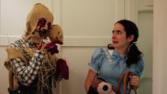 El Mago de Oz (°°°paula°°°) Tags: paris halloween mago de oz magician dorothy espantapájaros disfraz maria pedro