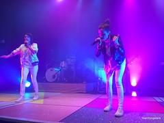 Tegan and Sara - Birmingham - 18th February 2017 (marchingstars) Tags: tegan sara quin sainthood heartthrob con love you death lytd birmingham o2 institute
