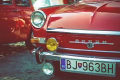 koda 1000 MB // Veterny Preov (Luky Rych) Tags: old classic cars ford chevrolet car vw vintage photography mercedes benz photo model citroen beetle automotive renault bmw alfa audi corvette 1000 2015 koda preov a okruh veteranov veterny sarisky