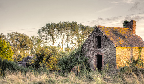 Old French barn II