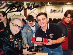 #48C-41D, Customizer, GEORGE BARRIS, Creator of 1960s Batmobile (Picture Proof Autographs) Tags: fredweichmann frederick weichmann photograph photographs inperson pictureproof photoproof picture photo proof image images collector collectors collection collections collectible collectibles classic session sessions authentic authenticated real genuine sign signed signing sigature sigatures tv movie movies show shows celebrity celebrities new news nbc abc cbs hollywood screenshots screenshot screen onset set lights cameria action lightscameriaaction film filming star stars extra extras background fred frederickweichmann pictures with fan fans celebirties