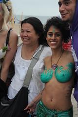 Mermaid Parade (slightheadache) Tags: nyc newyorkcity carnival sea party summer brooklyn fun parade celebration pirate mermaid coney mermaidparade seafaring 2015 mermaidparade2015