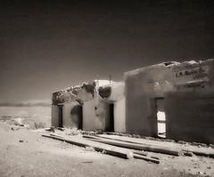 Boquilas, Mexico - La Norteña Bar Ruins