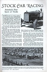 MODIFIED STOCK CAR RACING � America�s New Sport of Thrills (Dec, 1933) 2 of 6