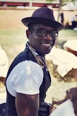 My friend Legend (maikrofunky) Tags: summer man black 35mm canon ivan boda 50s legend 1950 leyenda notreatment 600d makosso