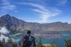 _DSC0252SSRw (a.faizal) Tags: mountain lake indonesia asian volcano asia hiking hike hikers volcanic lombok asean anak mountaineer danau rinjani segara lombokisland mountrinjani segaraanak danausegaraanak segaraanaklake