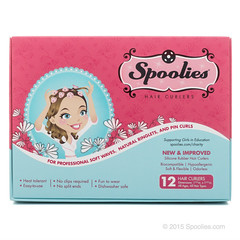 Spoolies 12PK (Spoolies) Tags: hair curlers spoolies