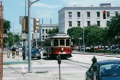 Galveston, Texas Streetcars (Stabbur's Master) Tags: galveston texas trolley streetcar