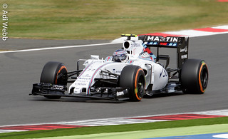 Valtteri Bottas ~ Williams Martini Racing