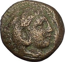Alexander III the Great as Hercules 336BC Ancient Greek Coin Bow Club i51655 (iwaynedias) Tags: club greek coin ancient iii great bow alexander hercules uncategorized 336bc i51655 highratinglowprice